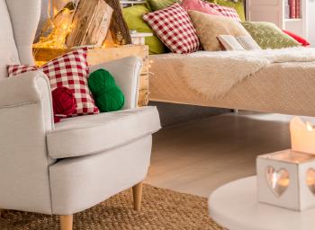 Odśwież swój salon z naszym fotelem! Wybierz swój kolor!